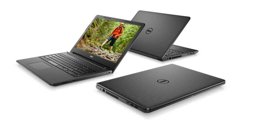 Dell Small Business: $299 Inspiron 15 3000 with i3, 4GB memory, 1TB hard drive and Win10 Pro with Code