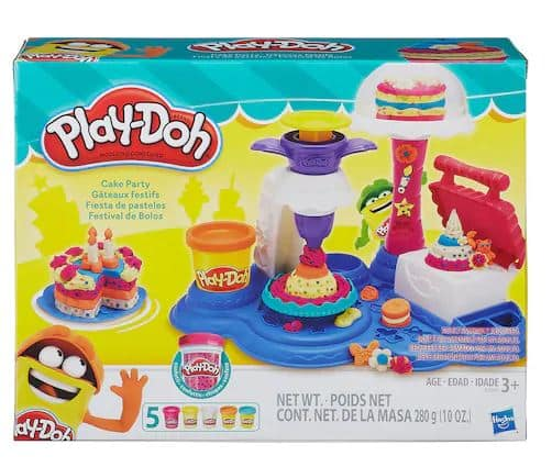 Play-Doh Toys @ Kohl's Toy Sale: Play-Doh Cake Party Set for $11.47