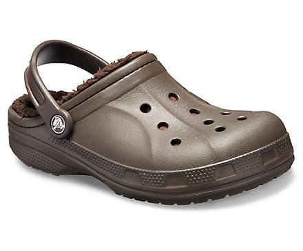 46445551103 Crocs  Up to 60% off Clearance  Ralen Fuzz-Lined Clog - Slickdeals.net