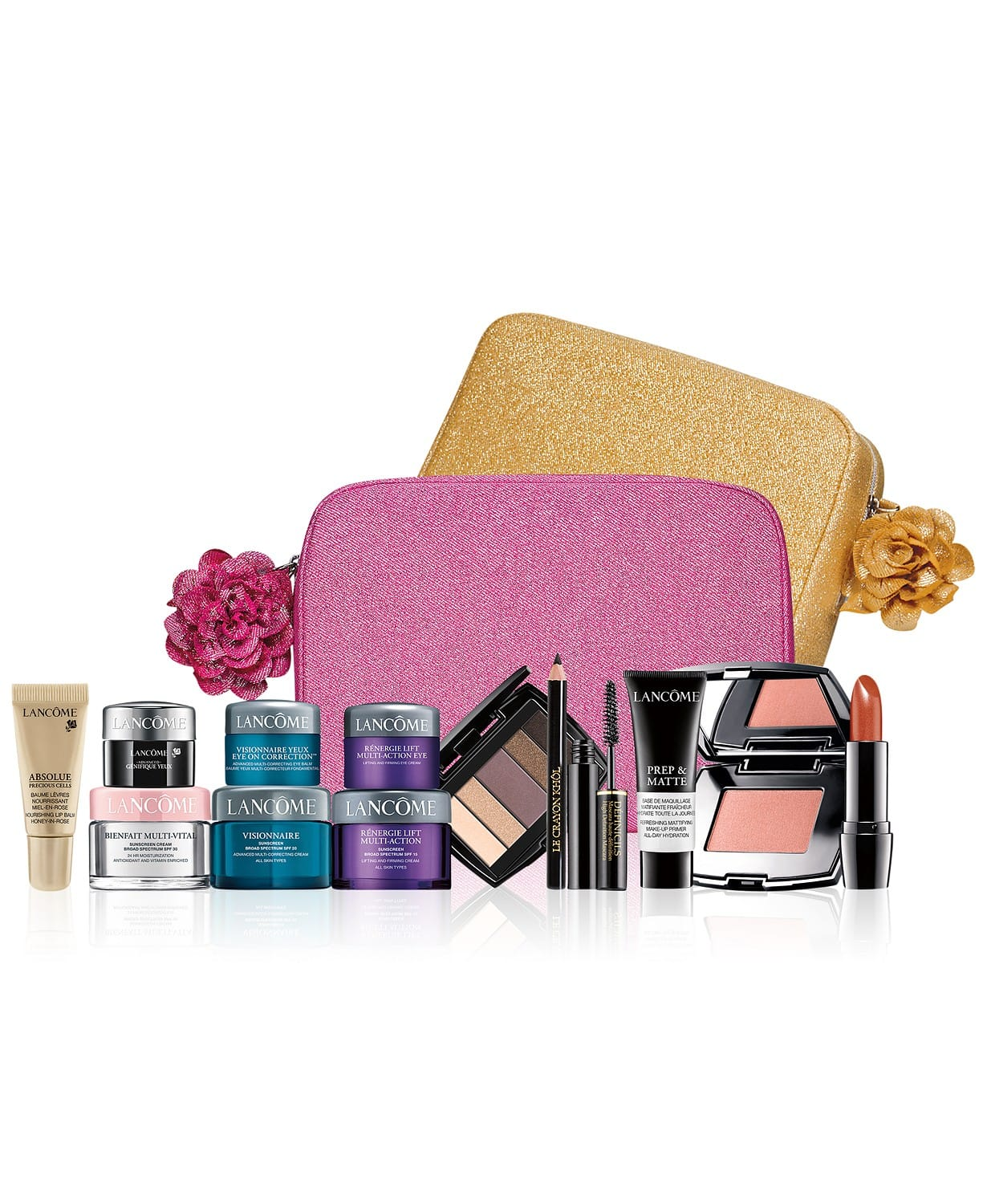 Macy's: Lancôme - Free Customizable 7-Piece Gift with $37.50 Lancôme Purchase
