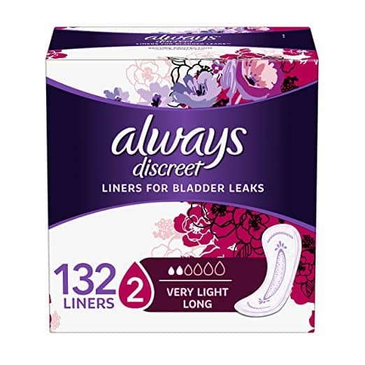 Amazon: $4 Off Always Discreet Products + Free Shipping w/ Prime