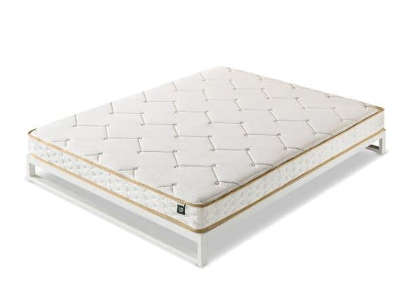 Zinus: Tax Day - 20% off on Bio-Fusion Mattresses (foam & spring)