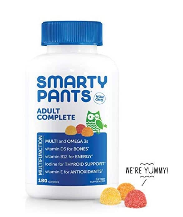 Amazon: Up to 40% Off SmartyPants Adult Vitamins + Free Shipping w/Prime