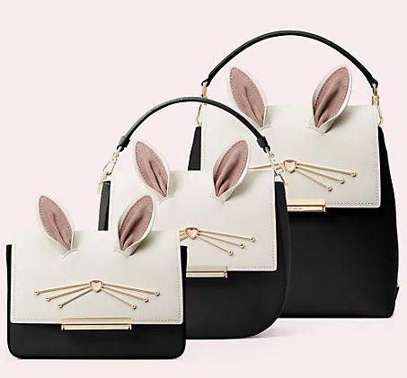 Kate Spade: Make it Mine Bundle: Get a Bag + 2 Flaps - Starting at $238