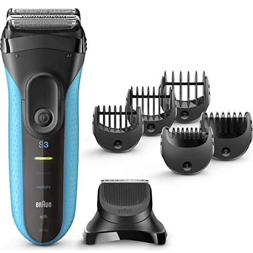 Amazon: Deal of the Day - Up to 60% Off Braun Razors, Trimmers, & Epilators