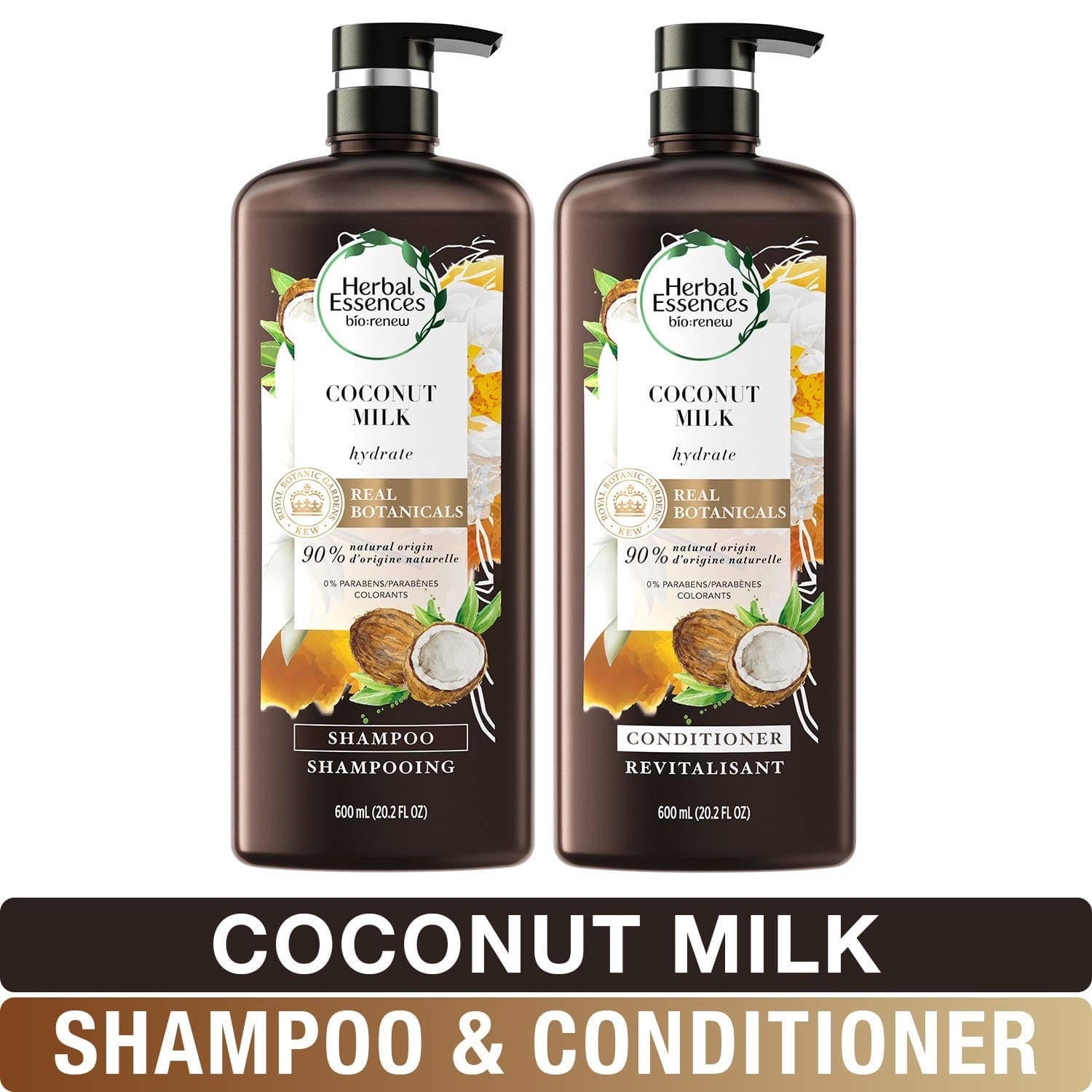 Amazon: 30% Off Select Shampoo and Conditioner Kits from Herbal Essences & Pantene + Free Shipping w/ Prime