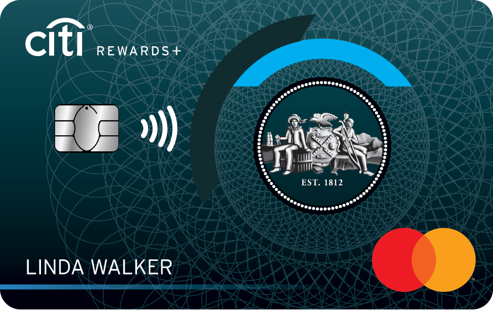 Citi Rewards+℠ Card: Earn 15,000 Bonus Points when you spend $1,000 within 3 months