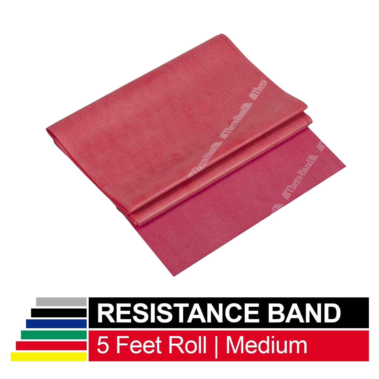 Amazon - Black Friday Deal: 20% Off TheraBand Resistance Bands & Kinesiology Tape + Free Shipping w/ Prime