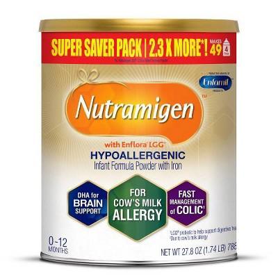 Target: Spend $100, Get $20 GC: $49.99 Enfamil Nutramigen with Enflora LGG Formula & More