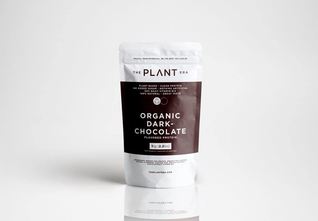 The Plant Era: 25% off 2.2 lbs. Organic Vegan & Plant-Based Protein Powder with Code + Free Shipping $43.5