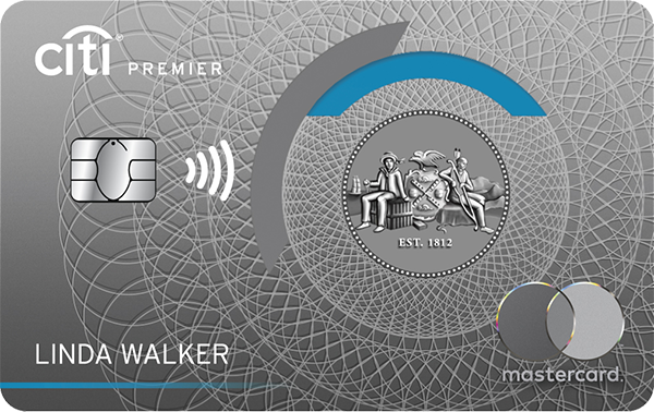 Citi Premier® Card: Earn 60k Bonus ThankYou® Points when you spend $4k within 3 months