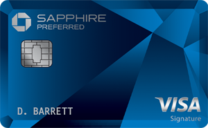 Chase Sapphire Preferred® Card: Spend $4K on Purchases & Earn 60,000 Points within 1st 3 Months