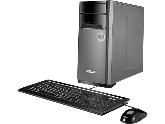 ASUS Desktop Computer M32CD-DB53 Intel Core i5 7th Gen 7400 (3.00 GHz) 8 GB DDR4 1 TB HDD NVIDIA GeForce GTX 1050, No Screen - $529.99 + FS