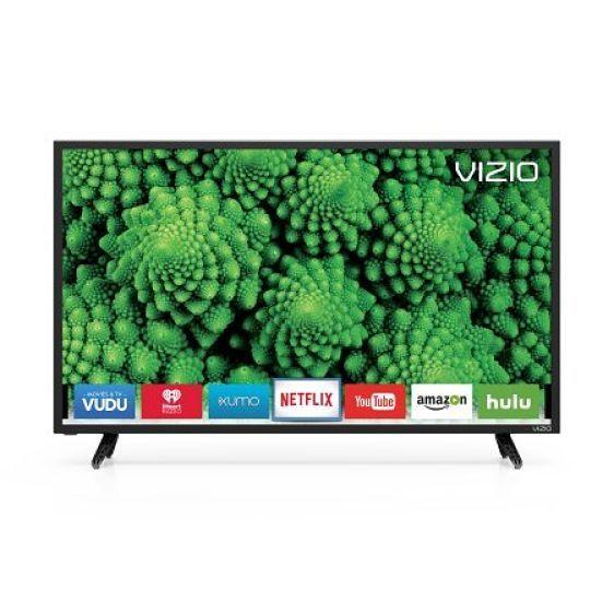 "VIZIO D32F-E1 32"" Class FHD (1080P) Smart Full Array LED TV, Refurbished - $129.99 + FS"
