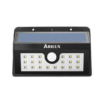 ARILUX® AL-SL02 Wireless Solar Powered 20 LED Waterproof PIR Motion Sensor Outdoor Wall Light - $9.71 + FS