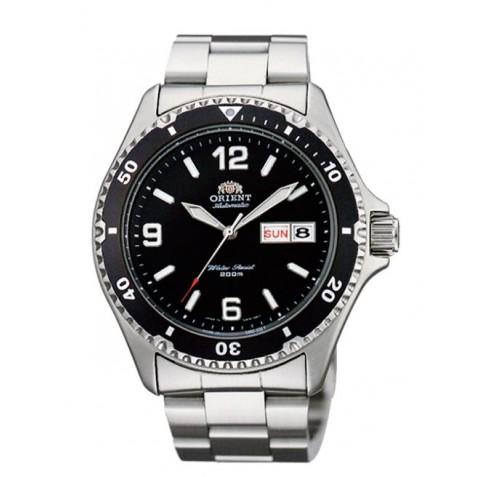 Orient Mako II Automatic FAA02001B9 Black Dial Stainless Steel Men's Watch - $145.00 + FS