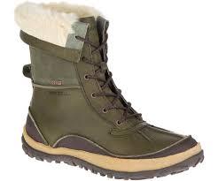 Merrell Women's Tremblant Mid Polar Waterproof Boots 30% Off - $129.99 + FS
