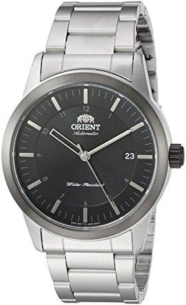 Orient Sport Sentinel FAC05001B0 Black Dial & FAC05002D0 Blue Dial Stainless Steel Men's Watch - $99.99 + FS