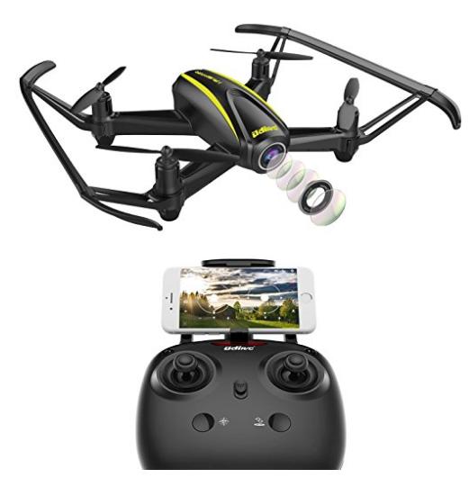 $40 Off DROCON U31W Navigator Kids Drone with HD Camera - $49.90 + FS