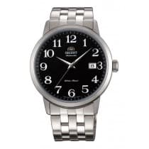 Orient Symphony Black Dial Stainless Steel Men's Watch - $79.99 + FS