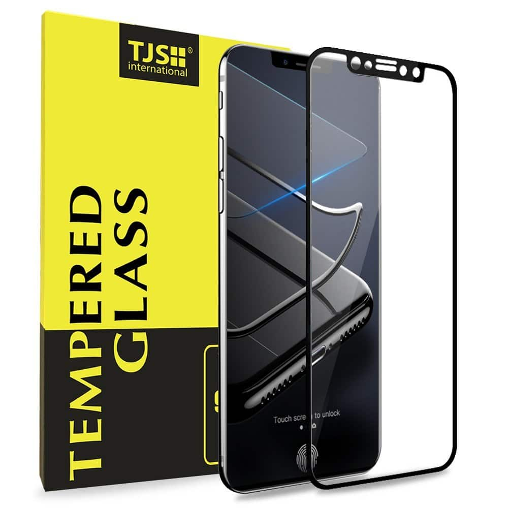 [2pcs] Tempered Glass Screen Protector for iPhone X & Nintendo Switch - Starting from $3.00 + FS