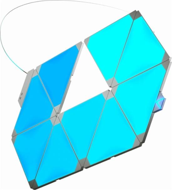 Nanoleaf - Aurora Rhythm Smarter Kit $179.99 at Bestbuy ($50 off)