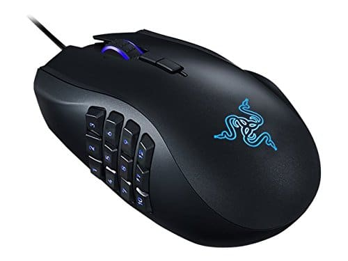 Razer Naga Chroma - Ergonomic RGB MMO Gaming Mouse 34.99 + Free Shipping