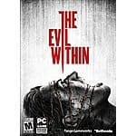 The Evil Within - PC on Amazon for $9.95