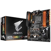 Gigabyte AX370 Gaming K7 $124.99(+tax) AR/coupon/bundle. Micro Center in-store only.