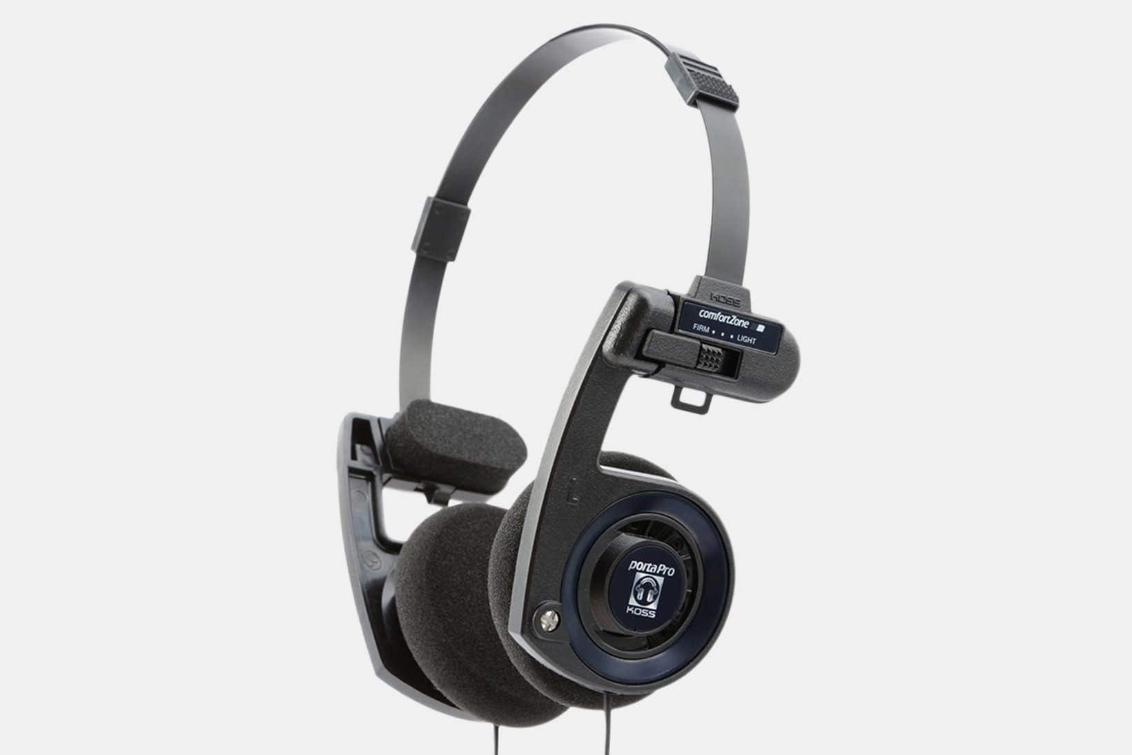 Massdrop X Koss Porta Pro X Headphones Limited Edition Black $19.60 + Free Shipping