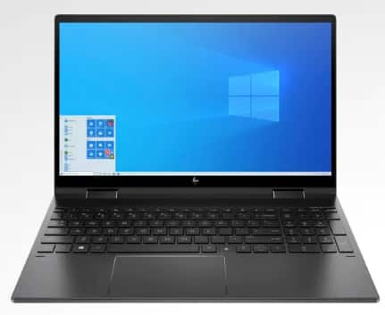 """HP Envy x360 2-in-1 Laptop: Ryzen 5 4500U, 15.6"""" IPS, 16GB DDR4, 512GB SSD $760 after coupon free shipping"""
