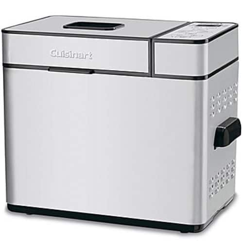 Cuisinart CBK-100 2 LB Bread Maker [CBK-100 Automatic Bread Maker] $72.49
