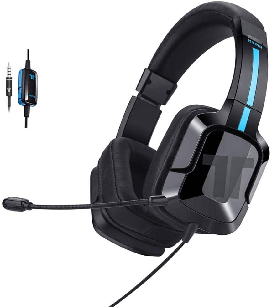 Kama Plus Gaming Over-ear Headset, 40mm Noise Cancelling $18.76