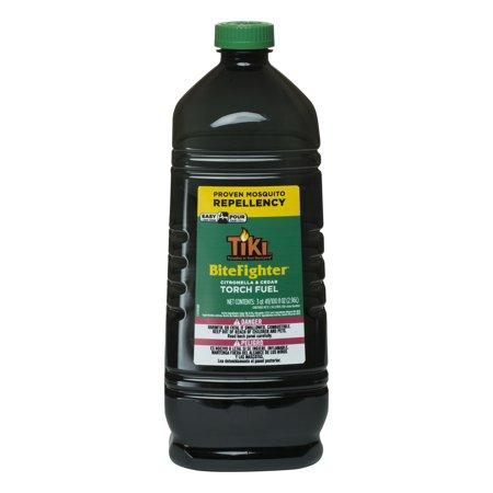TIKI Brand 100 oz BiteFighter Torch Fuel - $7.00 @ Walmart B&M Clearance YMMV