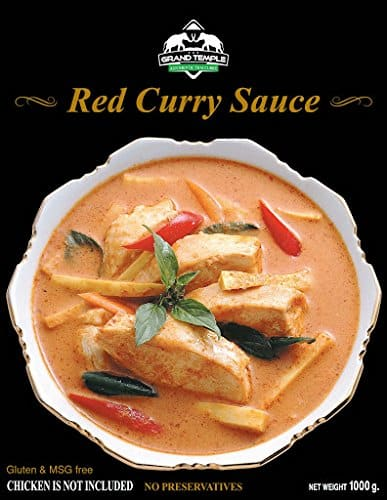 Grand Temple Curry - 25% off 3pack - 15% off 1 $10.19