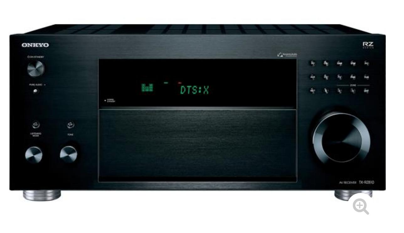Onkyo TX-RZ810 7.2 Channel THX Receiver $549.99