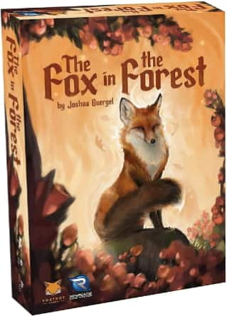 The Fox in the Forest Card Game $8.16