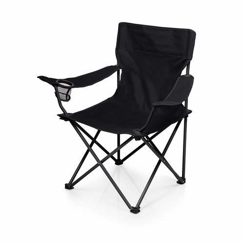 Portable Folding Camping Chair, Black $22.99