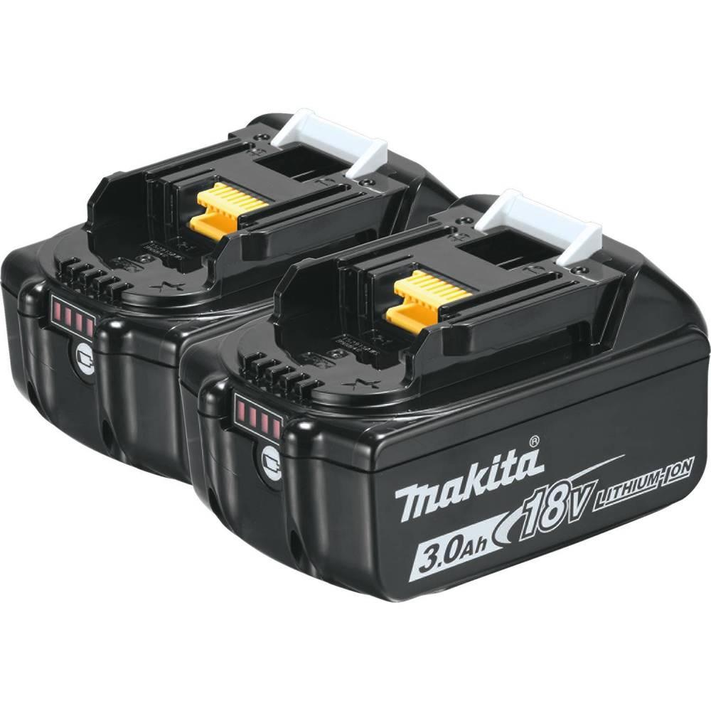 $87.99 Makita BL1830B-2 18V LXT Lithium_Ion 3.0Ah Battery, 2-Pack (free shipping)