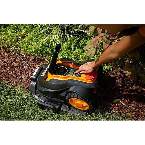 WORX Landroid Robotic Lawnmower $649 at Walmart