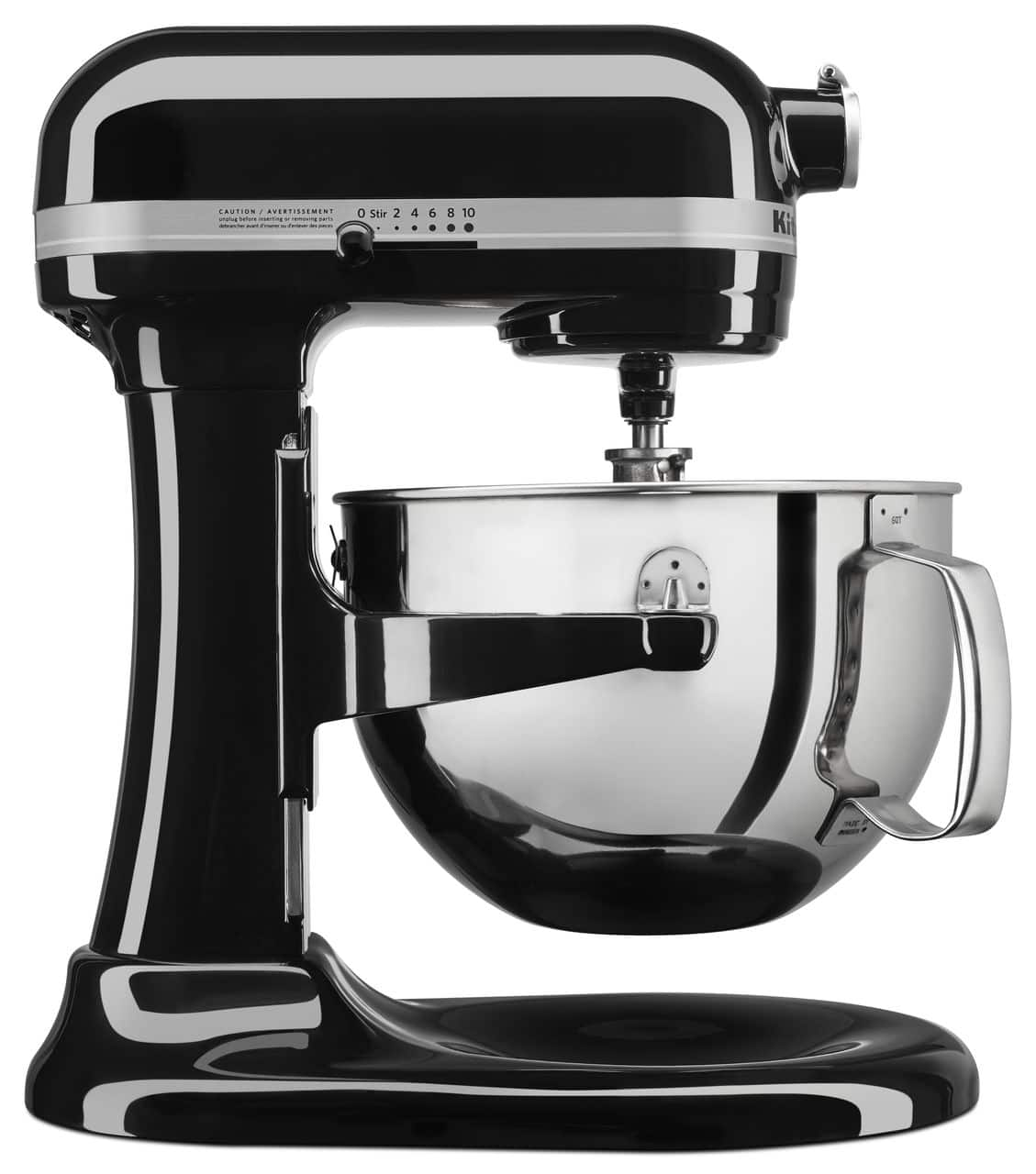 NEW KitchenAid® 6 Quart Bowl-Lift Stand Mixer, KL26M1X $249.99 $270.61