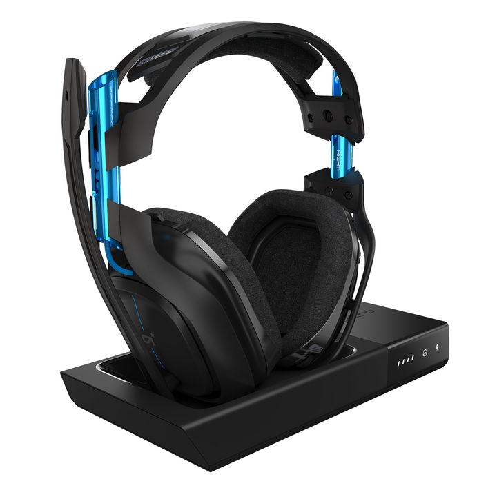 ASTRO A50 Wireless Headset PS4 Gen3 Black Lightweight Headset + Dell $100 GC $299.99
