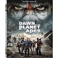 Target Deal: Dawn of the Planet of the Apes Bluray - Walmart B&M as Low as $5