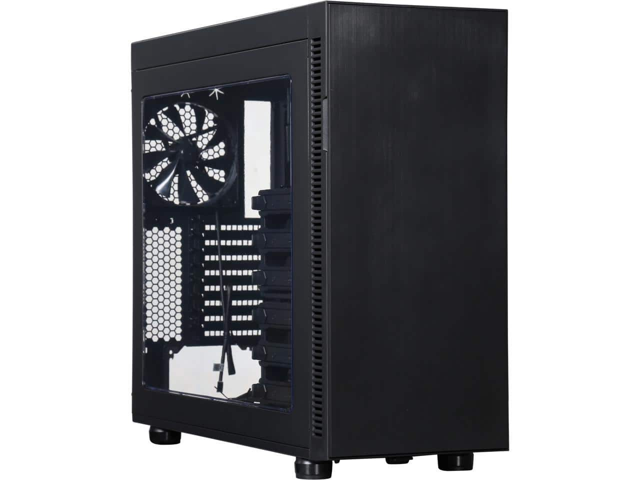 Thermaltake Suppressor F51 E-ATX Mid Tower Tt LCS Certified Gaming Silent Computer Case CA-1E1-00M1WN-00 w/FS $89.99