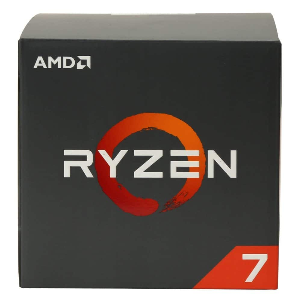 Micro Center - AMD Ryzen 7 1700X - $150 - In store only