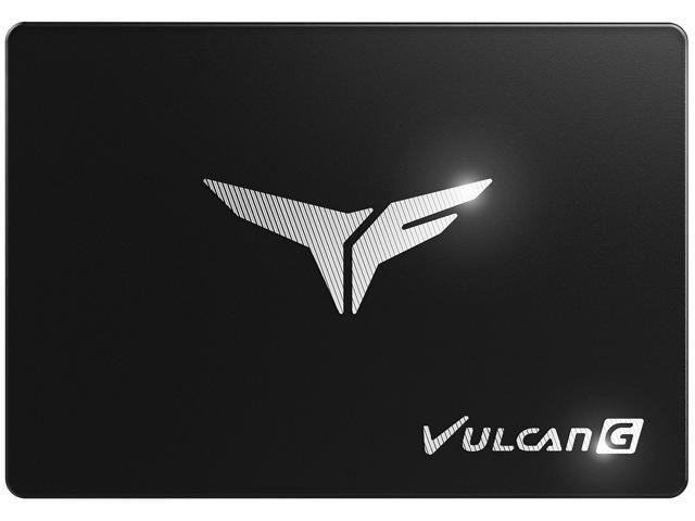 """Team Group T-FORCE VULCAN G 2.5"""" 512GB Internal SSD - Newegg.com"""