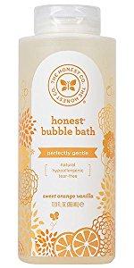 Amazon S&S: Honest Bubble Bath, Sweet Orange Vanilla $4.27