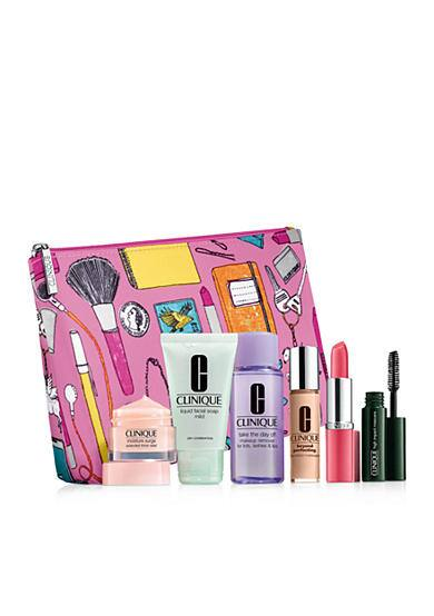 CLINIQUE BONUS TIME Free 7pc gift with $27 purchase at BELK.COM (Free Ship)