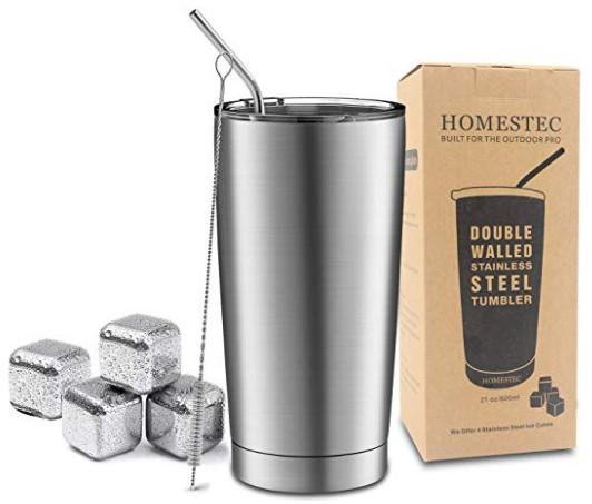 Stainless Steel Tumbler Travel Mugs $12.74