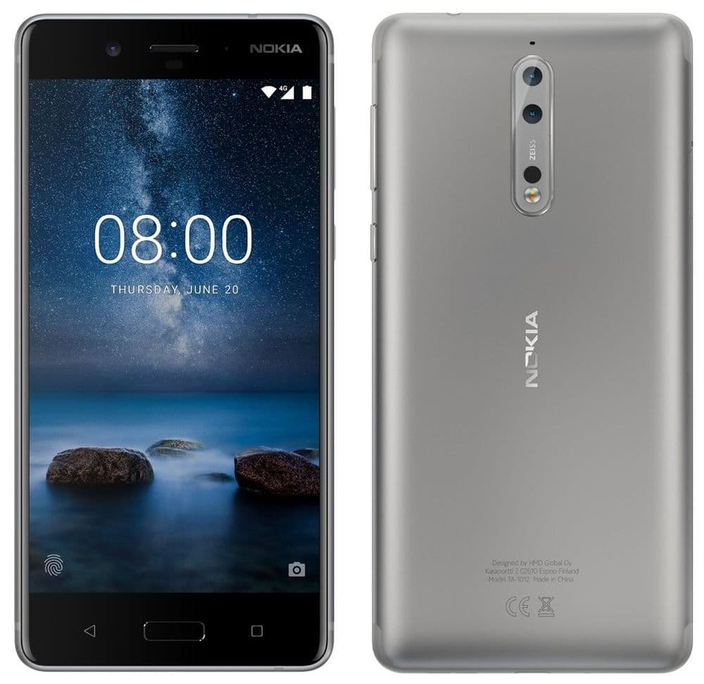 Nokia 8 with snapdragon 835 for $230~~now $240